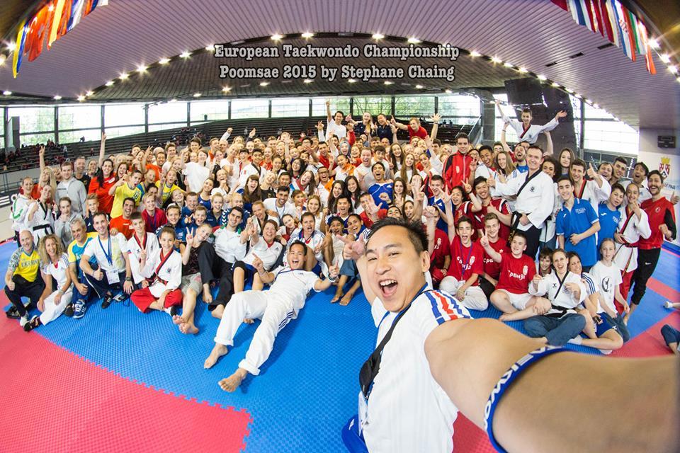 Championnat d'Europe en Serbie